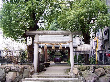 高松丸亀町商店街G街区 神社